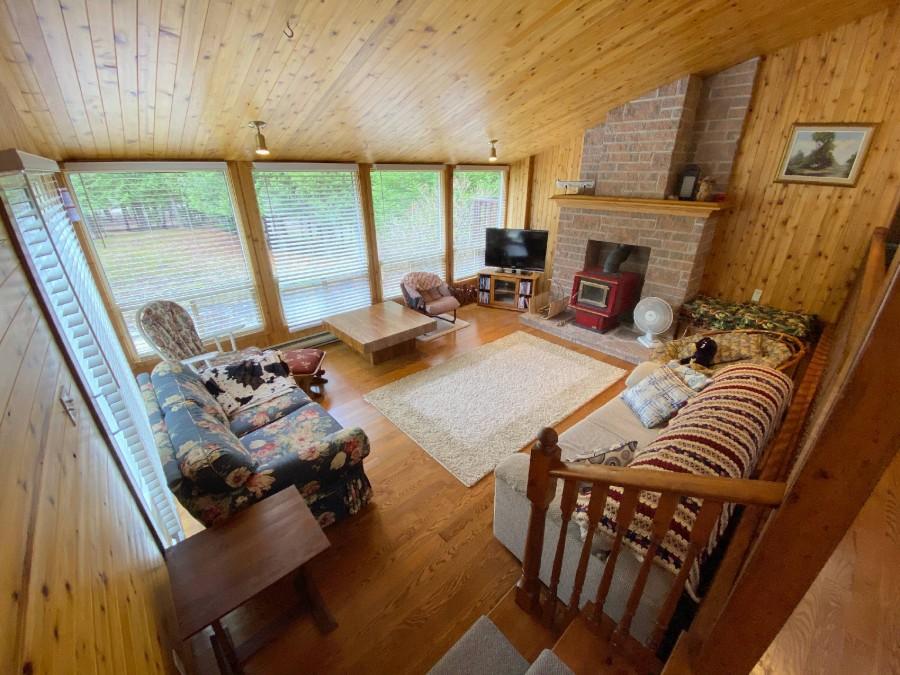 Living Room - Sunken