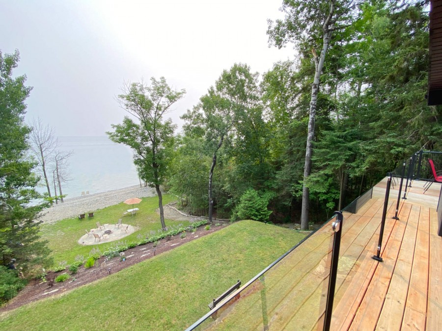 View from Deck - Upper Level