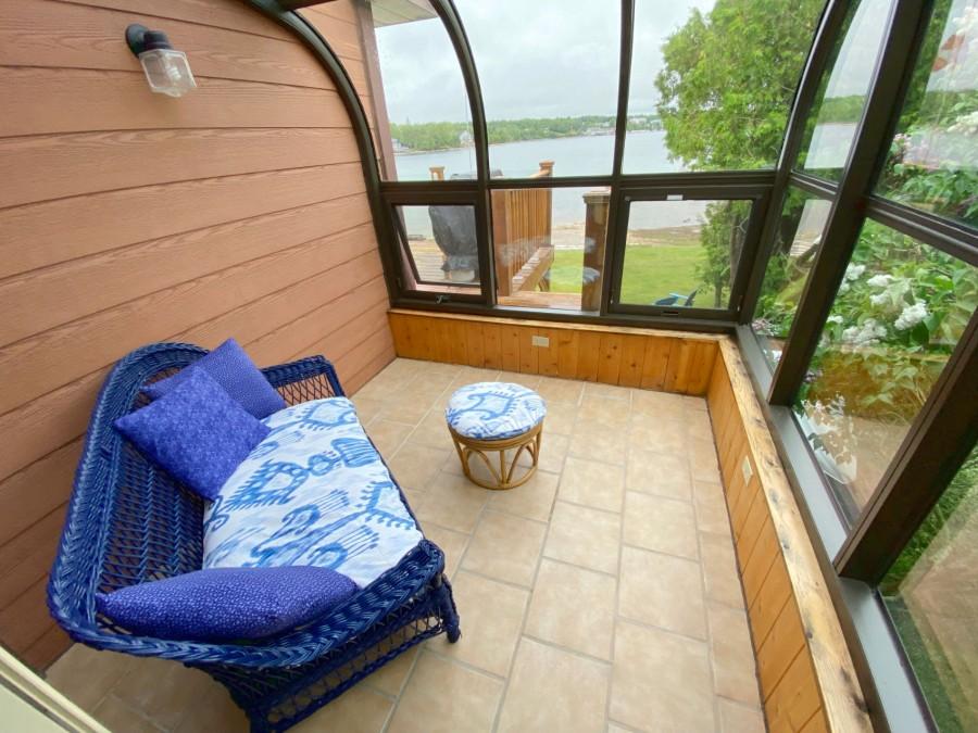 Sunroom - Main Level