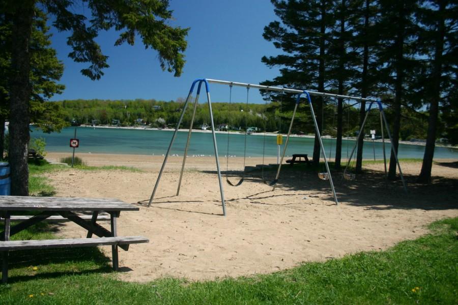 Lion's Head Beach
