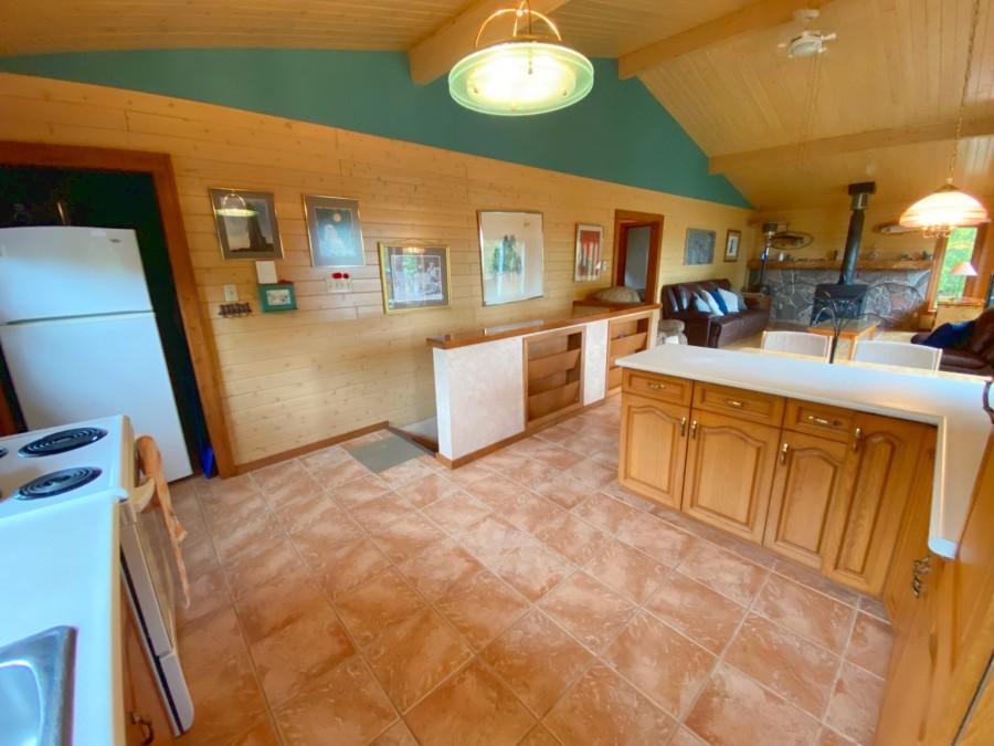 Kitchen - Main Level