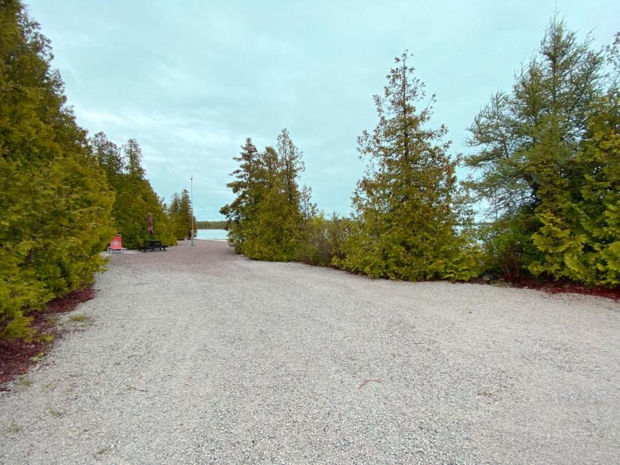 Trail to Lake
