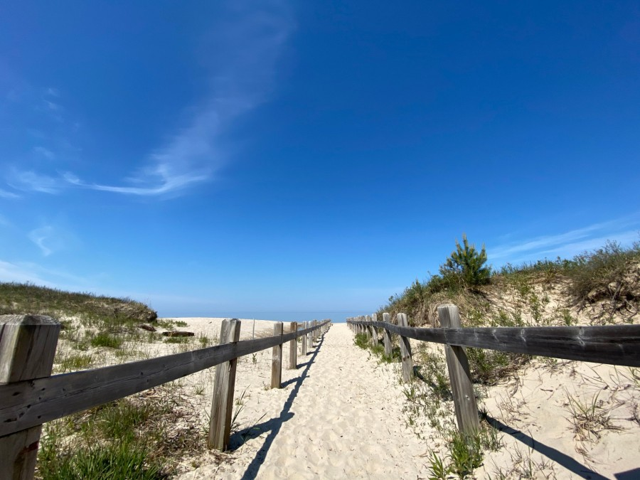 auble Beach - Dunes