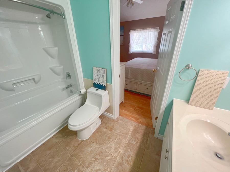 Bathroom 2 - Bedroom 1 En-Suite - Main Level