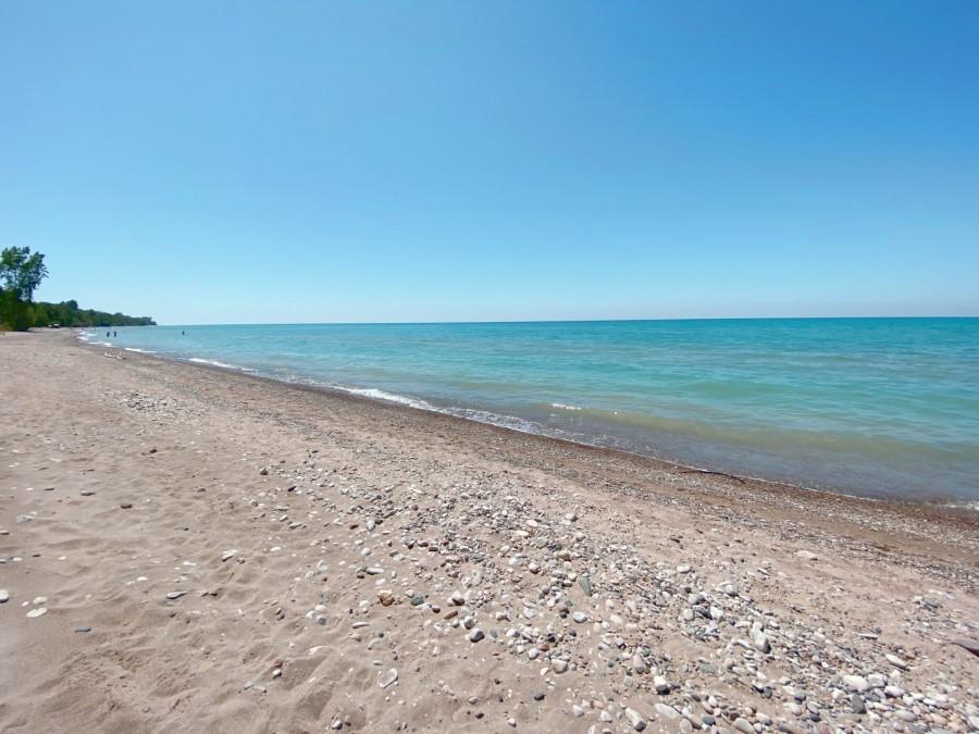 Beach - Across Road