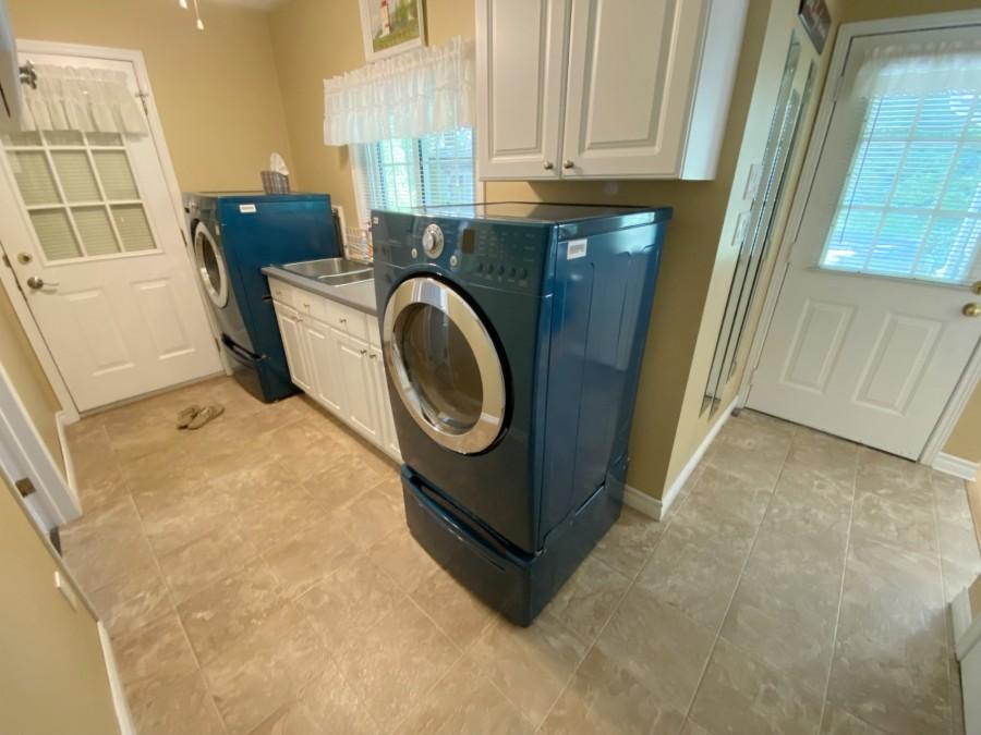 Laundry Room - Main Level