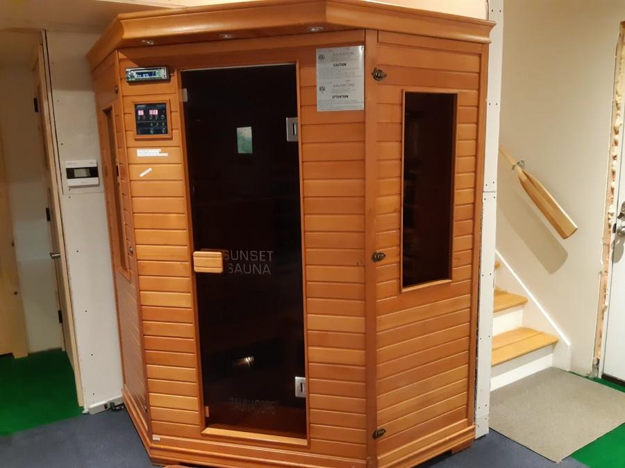 Sauna - Lower Level