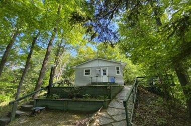 Silver Lake Cabin