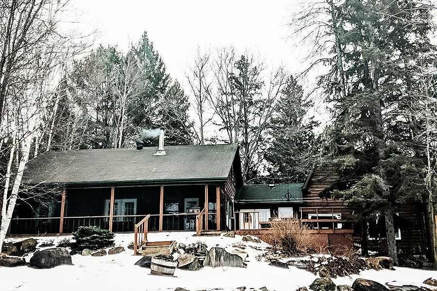 winter cottage Ontario rental